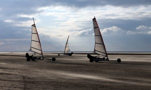 Beach Sailing School St. Peter-Ording